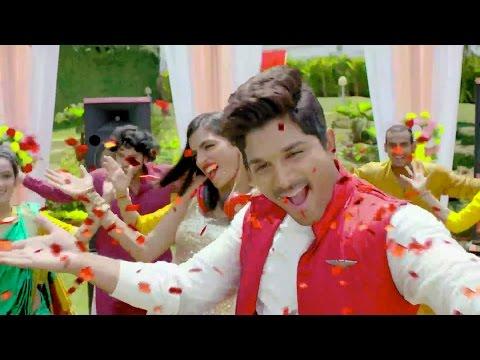 Taazgi Ka Dhamaka music video featuring Allu Arjun & Anushka Manchanda