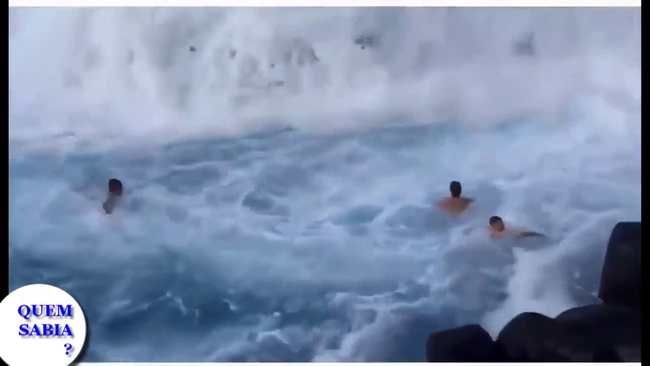 Eles a chamam de piscina da morte Veja porque   YouTube