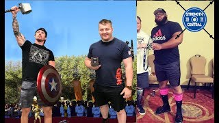 LOTW (August 2019) - Haack And Richardson Compete In Strongman, 20 y/o Totals 2300lbs