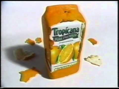 Tropicana commercial (2002)