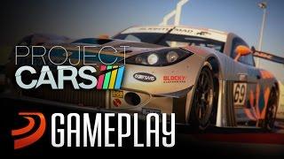 """Gameplay Comentado de """"Project Cars"""" - 3DJuegos"""