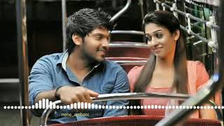 Nene ambani movie evari ammai ani adiga song BGM / Ringtone || Arya , Nayanatara