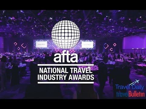 2019 AFTA National Travel Industry Awards highlights video