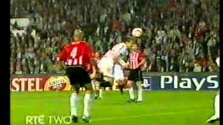 RTE Advert for Champions League Final Liverpool v AC Milan 2005