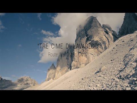 'Tre Cime di Lavaredo' - Route: 'Via Comici Dimai' | An insane climb!