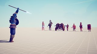 ODIN vs EVERY FACTION - Totally Accurate Battle Simulator TABS