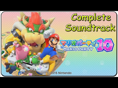 Mario Party 10 Full OST (Complete Soundtrack)