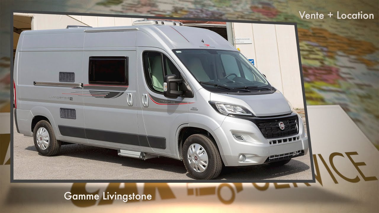vente location camping car service occasion gamme roller team livingstone yverdon les bains vaud. Black Bedroom Furniture Sets. Home Design Ideas
