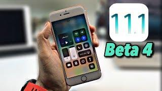 حل الثغرة الكارثية بنظام iOS 11 || كل مميزات التحديث الجديد نسخة iOS 11.1 Beta 4
