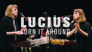 Lucius - Turn it around (Live on 89.3 The Current)