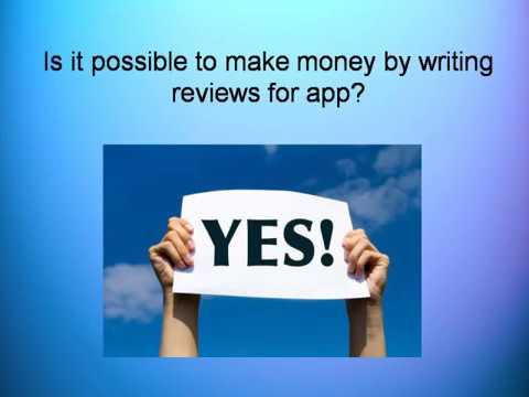 Make Money by Writing App Reviews for Appreviewspro.com