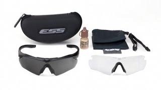 Обзор-сравнение защитных очков ESS Crossbow