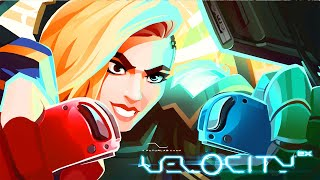 Velocity 2X On Nintendo Switch - Official Launch Trailer