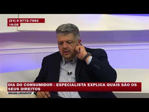 BRASIL URGENTE MINAS 15/03/2018