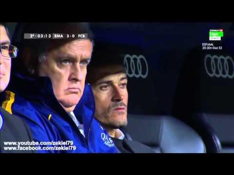 Реал Мадрид Барселона 7:0