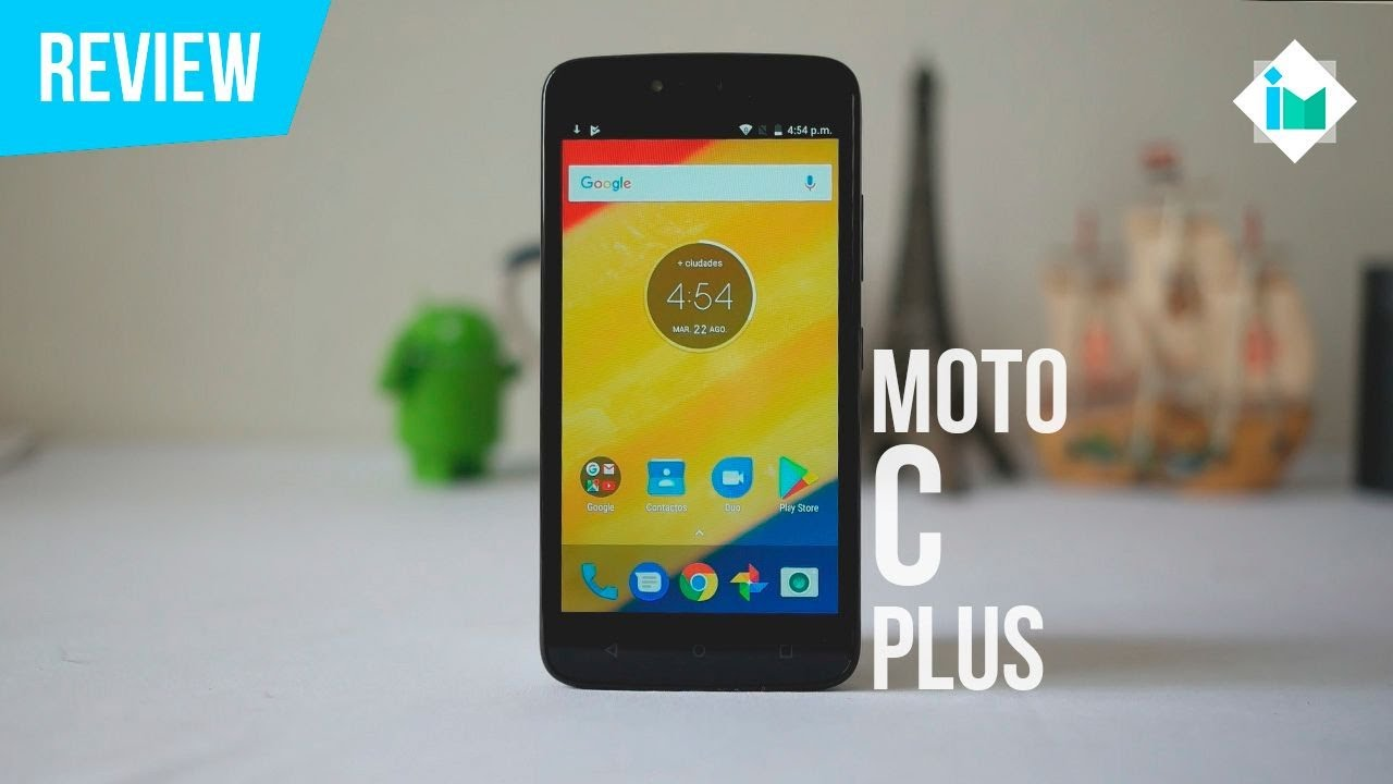 Motorola Moto C Plus - Review en español