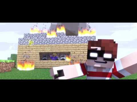 ВЕСЕЛЬЕ В МАЙНКРАФТ MINECRAFT SONG  Let's Have Some Funny Minecraft  НА РУССКОМ
