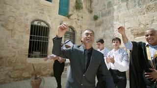 السامر الفلسطيني - الفنان علاء ناطور والفنان مصطفى الخطيب - النسخة الأصلية