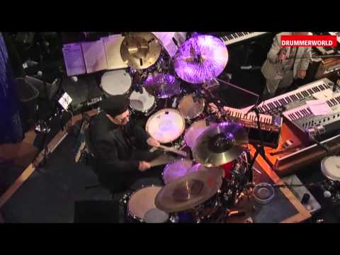 Anton Fig with the CBS Orchestra: Drum Solo