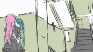 Hatsune Miku & Megurine Luka - Magnet English Karaoke