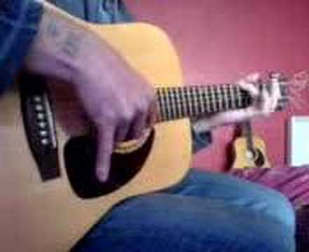 Me playing Kathy's song by Eva Cassidy