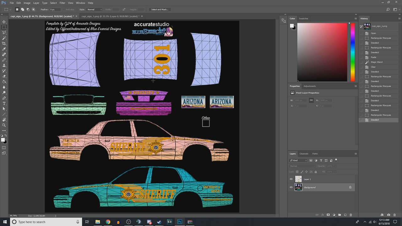 How To Make Vehicle Liveries For FiveM