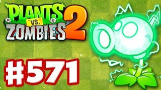 Plants vs. Zombies 2 - Gameplay Walkthrough Part 571 - Electric Peashooter Premium Seeds Epic Quest!