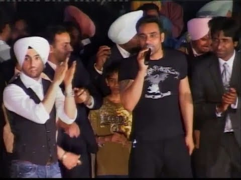 babbu-maan-&-diljit-dosanjh-live-on-stage-together