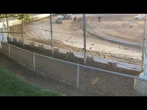 Jett #55 Delta Speedway Heat 2 4-20-19