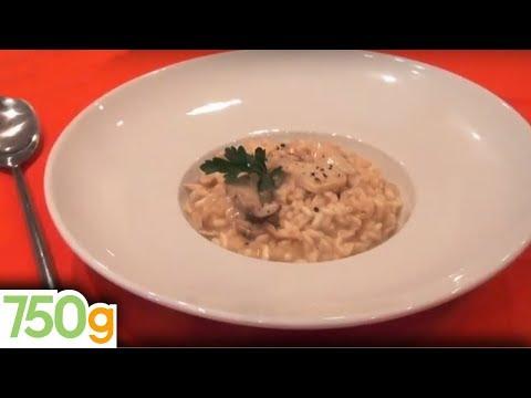 recette-de-risotto-aux-cèpes---750g