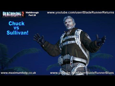 28 Chuck vs Sullivan Boss Fight! Dead Rising 2 Walkthrough PC Max Settings 1080p HD