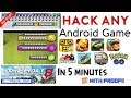 how to hack any android games unlimited coins with rooted mobile free