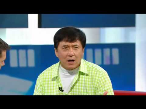 Jackie Chan on George Stroumboulopoulos Tonight: Extended Interview