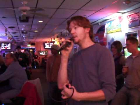 """Take on Me"" by A-Ha, Brett Weisz Karaoke Cover"