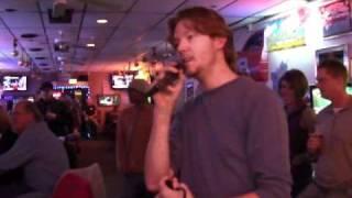 """""""Take on Me"""" by A-Ha, Brett Weisz Karaoke Cover"""