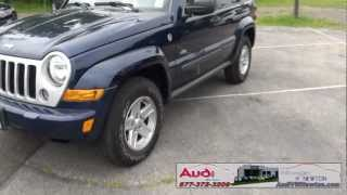 2007 Jeep Liberty 4WD Latitude