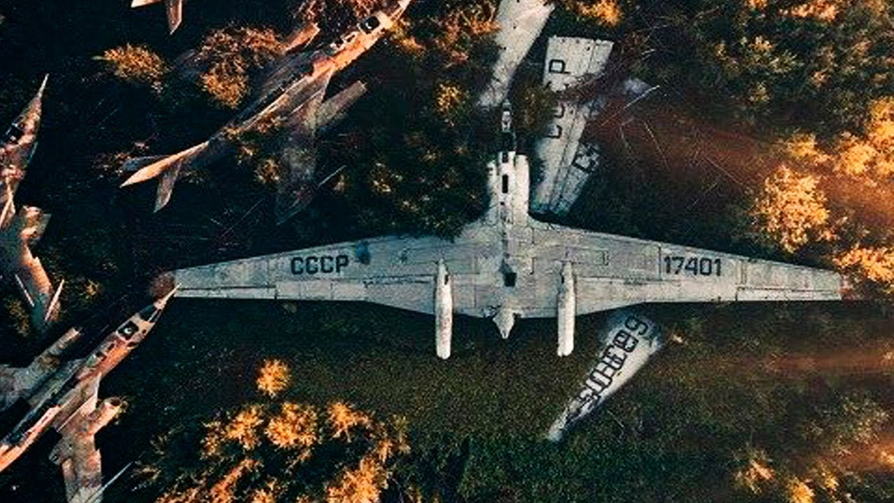 The Terrifying History Of The Nuclear Graveyard