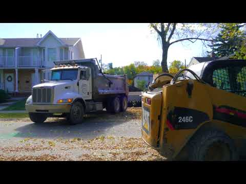 Infill Construction: Demolition and Excavation
