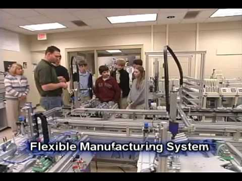 concept of flexible manufacturing systems Definition of flexible manufacturing: product production and release in which there is some flexibility in how the system reacts to changes flexible.