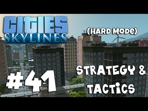 Cities: Skylines Strategy & Tactics 41: Worker Shortage