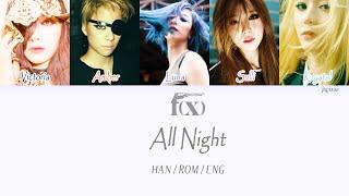 F(X) - All Night