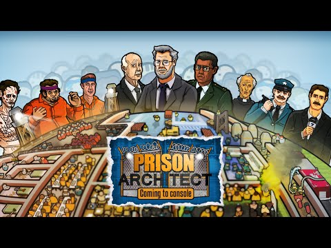 Prison Architect coming to Xbox One, PlayStation 4 and Xbox 360!