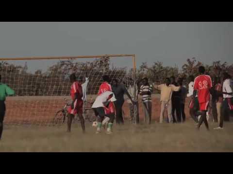 Uganda Super League player Sam Osage returns to Katine