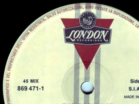 BANDERAS - This Is Your Life (Less Stress 12 Inch Mix).avi