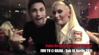 FDV TV presents Brigitta Bulgari @ GILDA