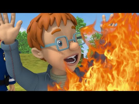 Fireman Sam New Episodes 🔥The Fire Starter  🚒 Fireman Sam Collection 🚒 🔥 Kids Movies