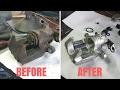 Brake calipers rebuild Honda - Reconditionare completa etrieri frana