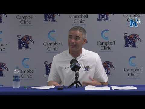 Memphis Football: Coach Norvell South Alabama PostGame Press Conference