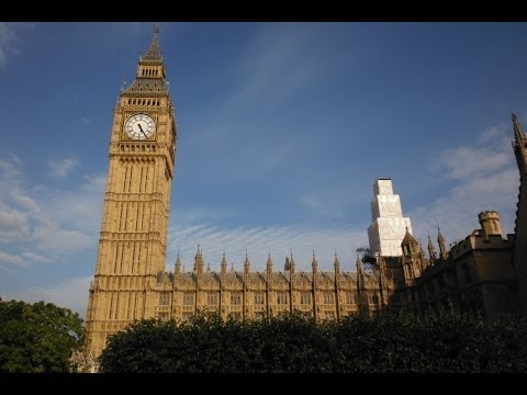 In England. ep2 (English Diary) - London I.(via Canterbury)-Abbey Wood, Westminster