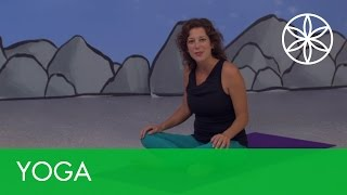 Yoga Kids Outer Space Blastoff_Trailer | Yoga | Gaiam